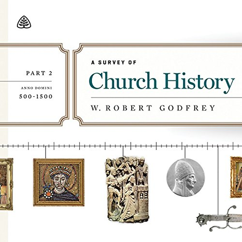 A Survey of Church History Teaching Series, Part 2 audiobook cover art