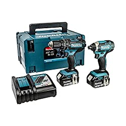 Model DTD152 is a cordless impact driver powered by 18V Li-ion battery and developed for main applications such as tightening of self-drilling screws or light duty machine screws Model DHP482 is a cordless hammer driver drill that has been developed ...