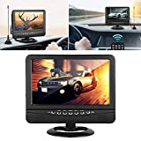 Car Television Player, High-resolution Color LCD Screen Wide Viewing Angle Mini TV, Analog TV, for PAL/NTSC/SECAM TV system,