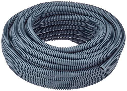 REV 0579340555 Iso-Rohr, Kabelrohr EN16 flexibel 25m 750N/5cm, -25°C bis +60°C, grau