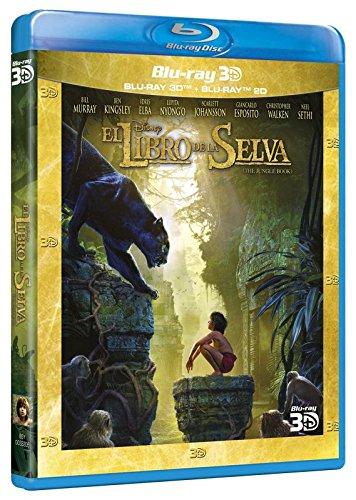 El Libro De La Selva (Blu Ray 3D) [Blu-ray]