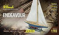 MINI MAMOLI - Modello kit barca ENDEAVOUR serie Mini Mamoli scalal 1:193 - DUS_MM14