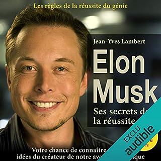 Page de couverture de Elon Musk