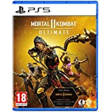 Mortal Kombat 11 - Ultimate Edition (Includes Kombat Pack 1 & 2 + Aftermath Expansion) PS5