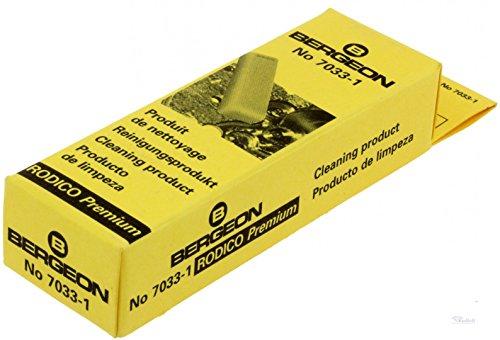 Neu Bergeon Rodico-Premium Reinigungsmasse grau für Uhren 7033-1 noch Besser