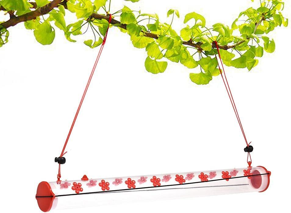 Best Hummingbird Feeder with Hole Feeding Birds Us to Pipes New product! New type Easy Dedication
