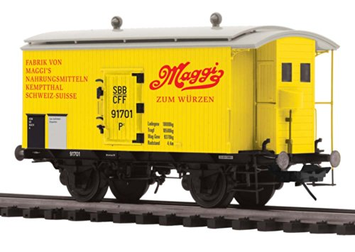Mth Electric Trains 120909410 – Privé kühlwagen Maggi