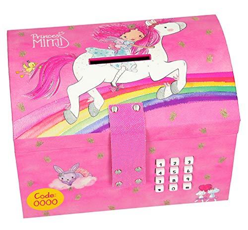 Depesche 8783 - Spartruhe mit Code und Sound, Princess Mimi