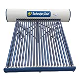 Sudarshan Saur Roof Top Solar Water Heater - 300 Liter