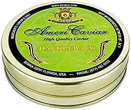 Bemka.com American Sturgeon Hackleback Wild Caviar, 7-Ounce Tin