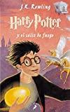Harry Potter y el Cáliz de Fuego: Harry Potter y el caliz de fuego - Paperback