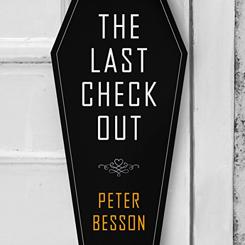 The Last Checkout audiobook cover art