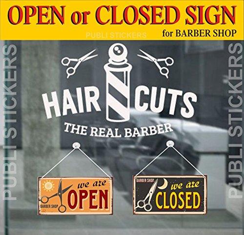 'Barber Shop Sign