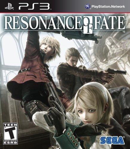 Resonance of Fate / Game