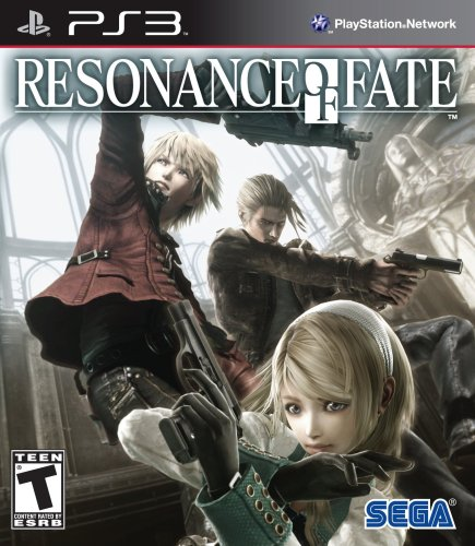 Resonance of Fate 輸入版:北米 - PS3