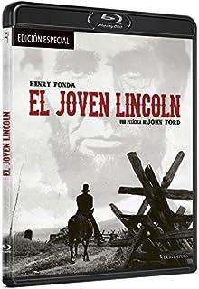 comprar comparacion El Joven Lincoln Blu-Ray Blu-ray