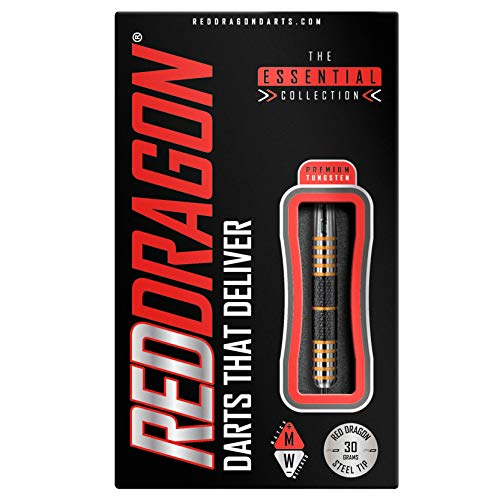 Red Dragon Amberjack 11 Steeldarts, 30g - 4