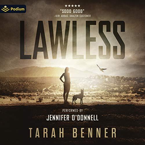 Lawless Audiobook By Tarah Benner cover art