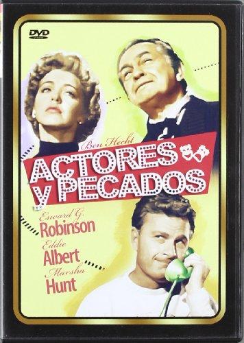 Actores y Pecados / Actor's and Sin [Spanien Import]