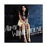 Amy Winehouse Poster mural sur toile pour chambre à coucher, salon, décoration de bureau moderne