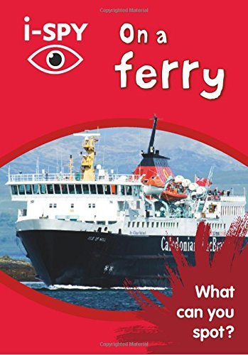 i-SPY On a Ferry: What can you spot? (Collins Michelin i-SPY Guides) (English Edition)