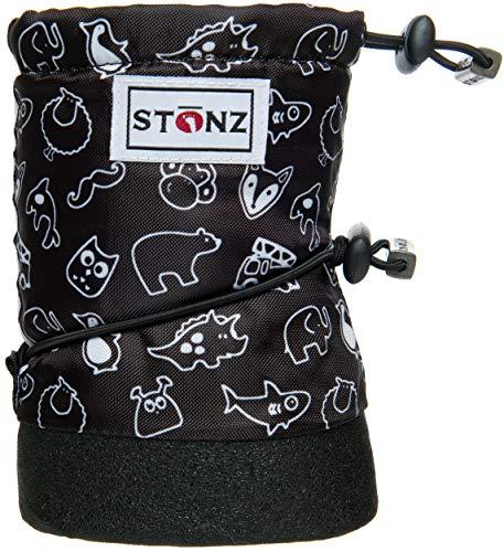 Stonz Toddler Booties Print, 26 - L