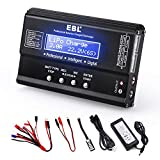 Best Lipo Chargers - EBL Lipo Balance Charger Discharger, 1S-6S Digital RC Review