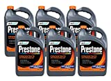 Prestone AF888-6PK Dex-Cool Antifreeze/Coolant - 1 Gallon, (Pack of 6)