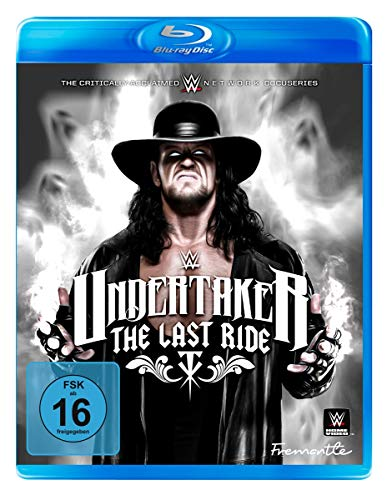 WWE - Undertaker - The Last Ride - Limited Edition [Blu-ray]
