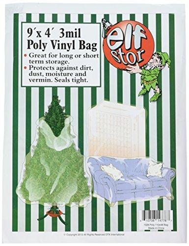 Elf Stor Premium Christmas Tree Poly Extra Large Storage Bag