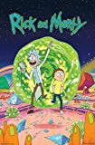 Trends International Rick and Morty - Cover Wall Poster, 22.375' x 34', Unframed Version