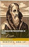 La Consolation philosophique de Boèce - Format Kindle - 1,90 €