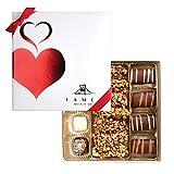 Gourmet Chocolate Gift Box - Great for Holiday, Happy Birthday, Everyone Loves Chocolates - Kosher, Dairy Free
