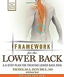 Framework for Lower Back: A 6-Step Plan for Treating Lower Back Pain