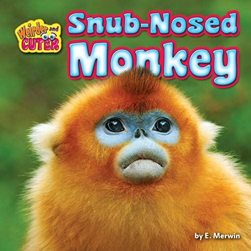 Couverture de Snub-Nosed Monkey