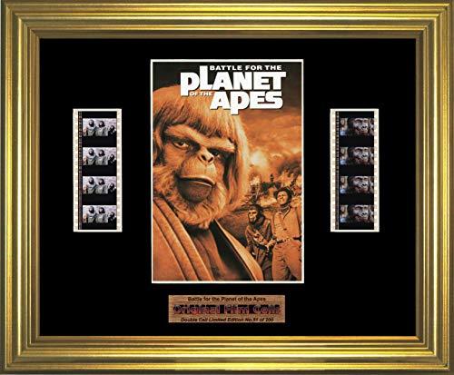 Batalla por el planeta de los simios - doble con foto (GD)