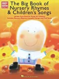 The Big Book of Nursery Rhymes & Children's Songs: Easy Guitar with Notes