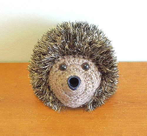 Small Hedgehog Tea Cosy Cover Knit, for 1 to 2 Cup Teapot