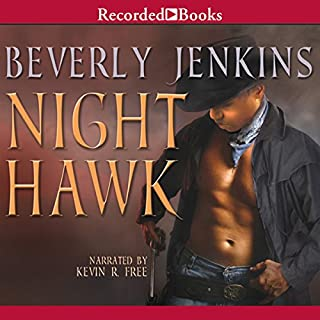 Night Hawk audiobook cover art