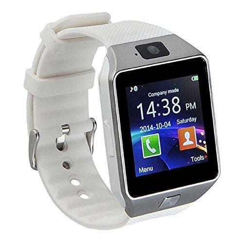 rockberry dz09Smart Watch Bluetooth Kamera Smart Armbanduhr Telefon mit SIM Karten Slot 2.0TF Card Support Kamera Android Samsung HTC Huawei LG Blackberry Sony Smartphone --- Best Geschenke