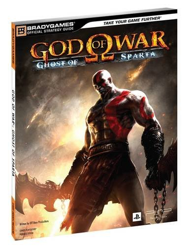 God of War: Ghosts of Sparta Official Strategy Guide (Official Strategy Guides (Bradygames))