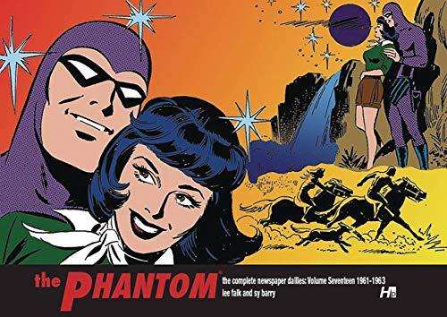 The Phantom the complete dailies volume 17: 1961-1962...