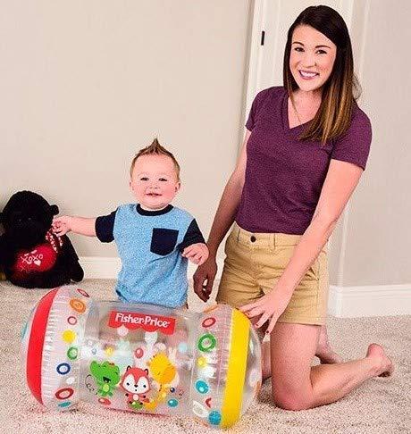 Andador Bebé Hinchable juguete hinchable baby strides roller para bebe
