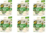 Black Flag Pantry Pest Traps - 12 Total(6 Packages with 2 Traps Each)