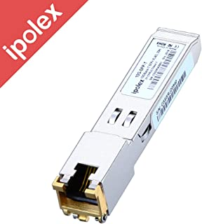ipolex for Intel SFP+ 10GBase-T Module, 10 Gigabit SFP+ RJ45 Copper Transceiver, 30-Meter