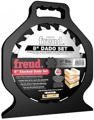 lowest Freud online high quality SD208 8-Inch Professional Dado (Discontinued) outlet online sale