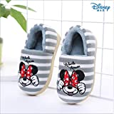 fiido1 Zapatos de algodón de Invierno para bebés Zapatillas de...