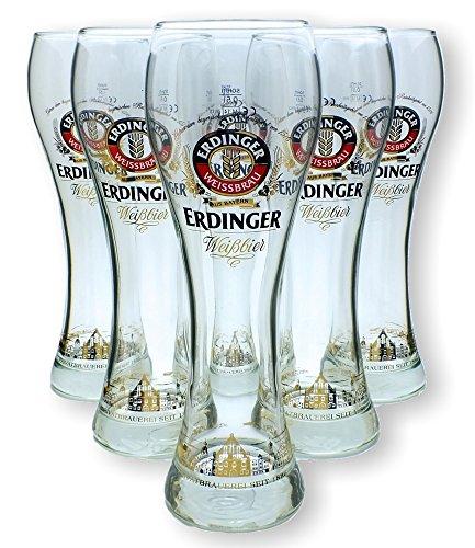 Set di 6 bicchieri da 0,5 litri