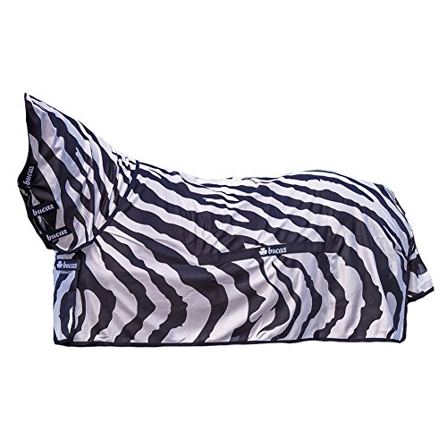 Bucas Buzz-Off Zebra Full Neck - 145