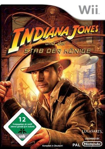 Indiana Jones und der Stab der Könige